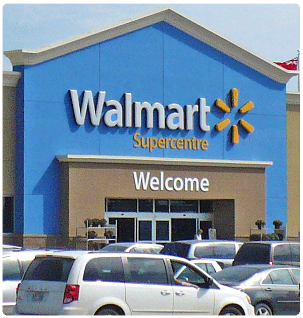 Walmart Supercentre, Royal Plains