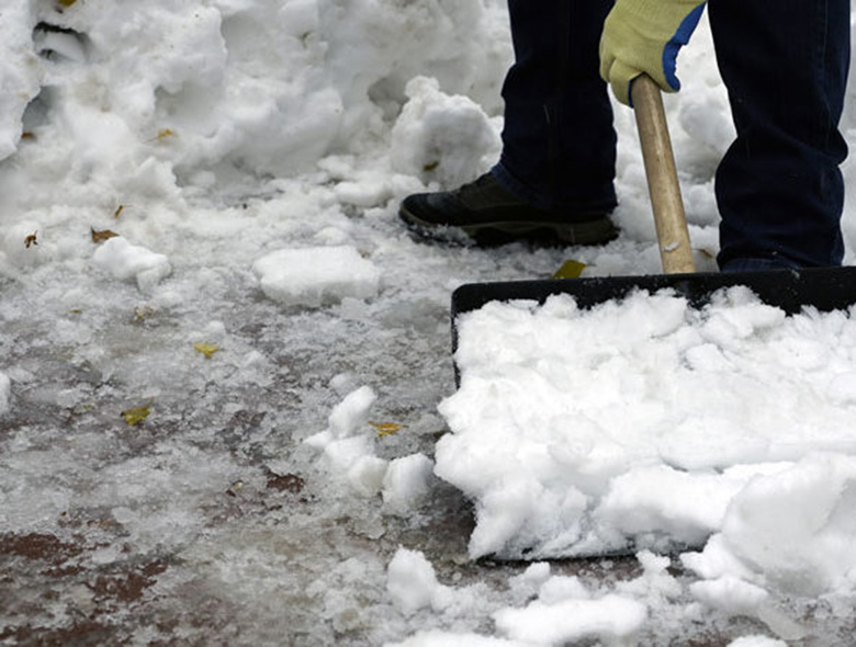 What should you do to get your property ready for winter?