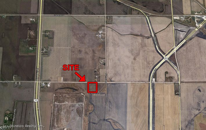10.00 Acres Land in RM of Rosser