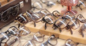 Wide selection of eyewear brands available