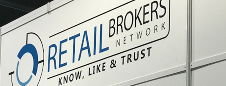 What are the benefits of working with a Retail Brokers Network Member?
